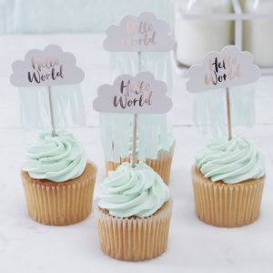 babyshower-cupcake-prikkers