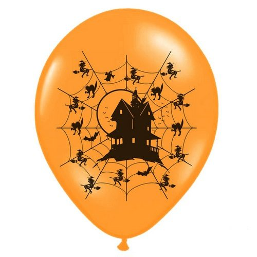 halloween-ballonnen-haunted-hause