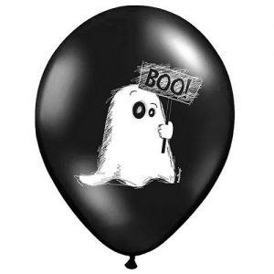 Ballonnen 'Ghost' (6ST)