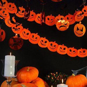 feestartikelen-slinger-pumpkins