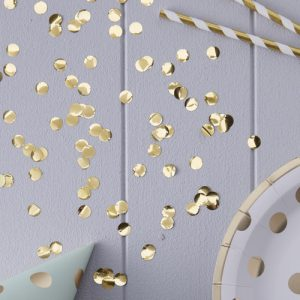Confetti 'Metallic Gold'