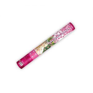 feest-artikelen-confetti-kanon-roze-rozenblaadjes