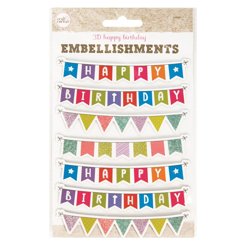 Stickers-Birthday-Bunting