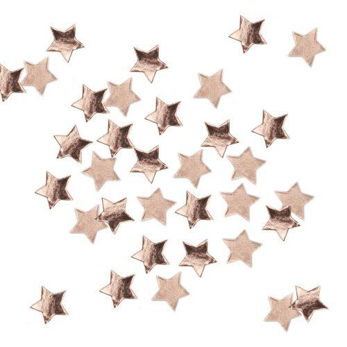 confetti-sterretjes-roségoud