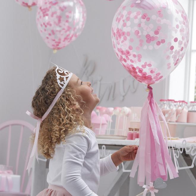 Thema Feestje Prinsessen Kinderfeestje Feestartikelen What A