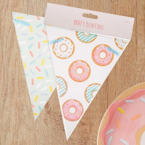 vlaggetjesslinger-delicious-donuts