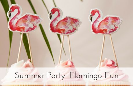 Summer Party: Flamingo Fun
