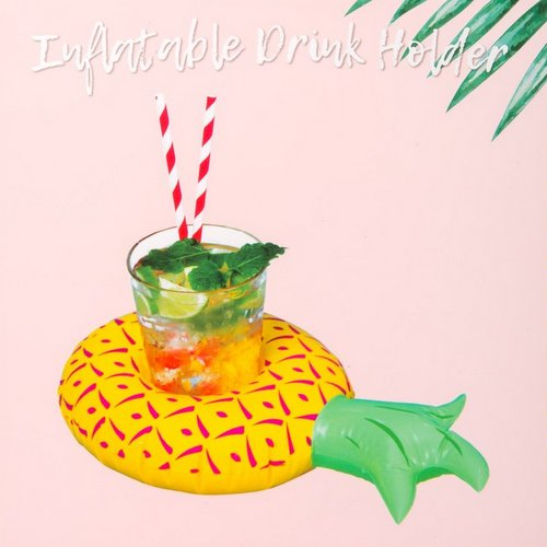 opblaasbare-bekerhouder-tropical-pineapple