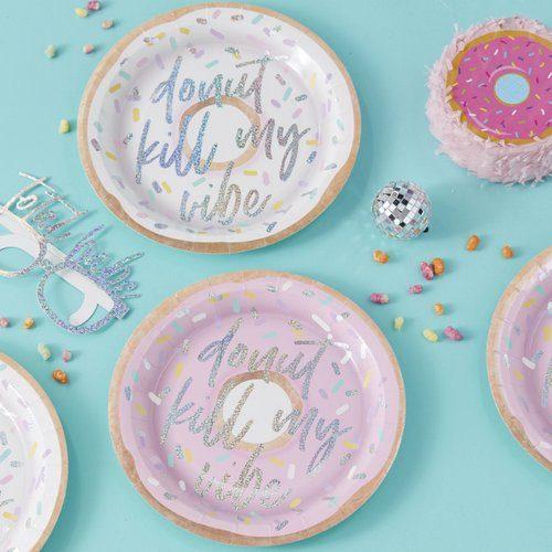 papieren-bordjes-donut-kill-my-vibe-good-vibes