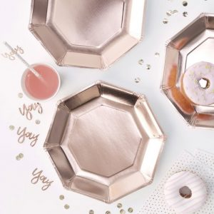 rosegouden-papieren-bordjes-pick-mix-rose-gold