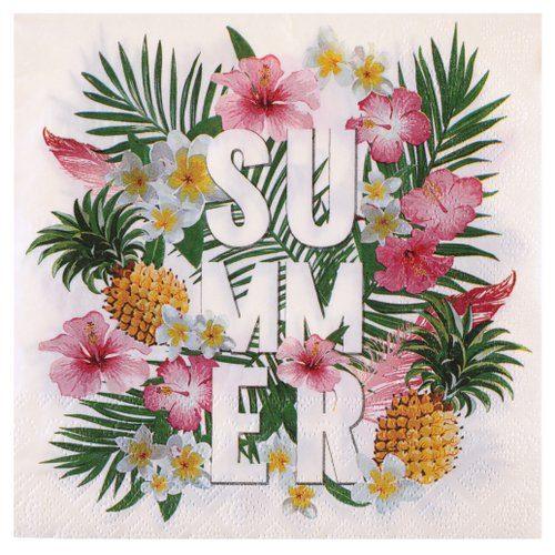 servetten-tropical-summer-2