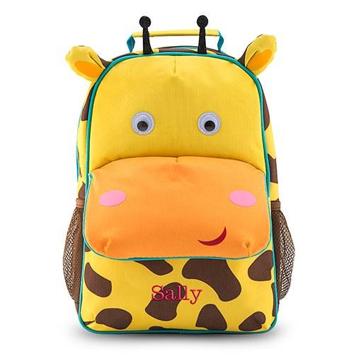 rugzak-kind-giraf-met-naam