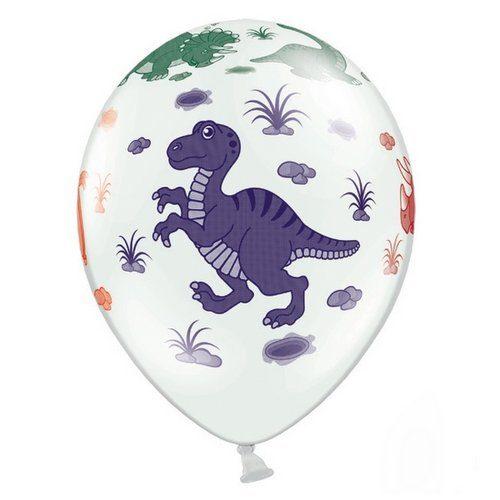 ballonnen-dinosaur