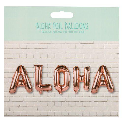 bruiloft-decoratie-folieballonnen-aloha-rosegoud-2