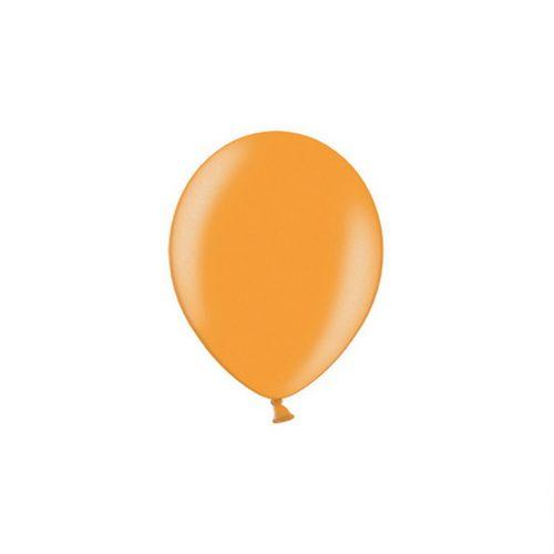 feest-artikelen-metallic-ballonnen-oranje
