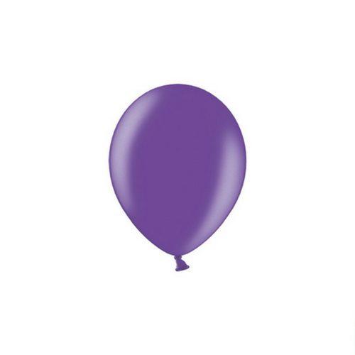 feest-artikelen-metallic-ballonnen-paars
