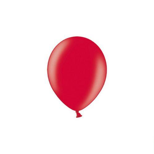 feest-artikelen-metallic-ballonnen-rood