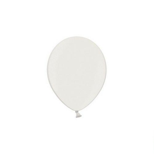 feest-artikelen-metallic-ballonnen-wit