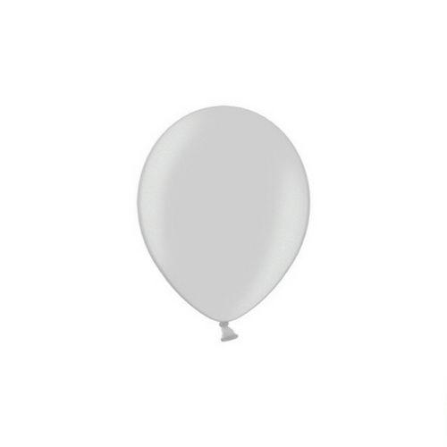 feest-artikelen-metallic-ballonnen-zilver