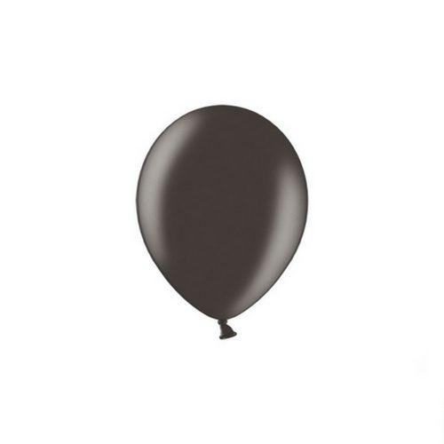 feest-artikelen-metallic-ballonnen-zwart