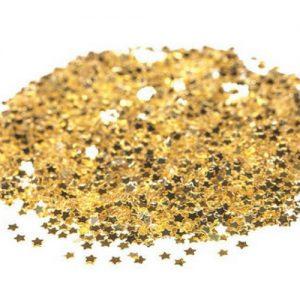 feest-artikelen-mini-sterretjes-confetti-goud