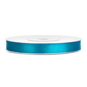 feest-artikelen-satijnlint-6mm-turquoise