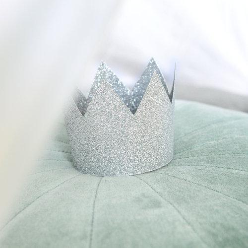 kroontjes-silver-glitter