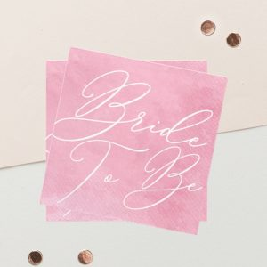 servetten-bride-to-be-pink (1)