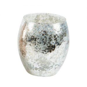 waxinelichthouder-zilver-spikkels-large