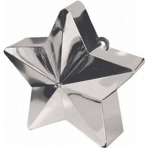 bruiloft-decoratie-ballongewichtje-star-zilver