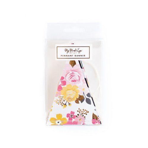 bruiloft-decoratie-vlaggetjesslinger-flower-black-white