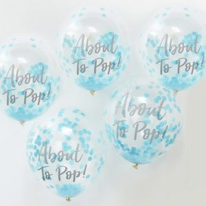 confetti-ballonnen-about-to-pop-blauw-oh-baby