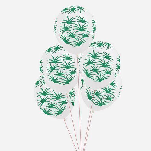 feestartikelen-ballonnen-green-leaves-happy-toucan