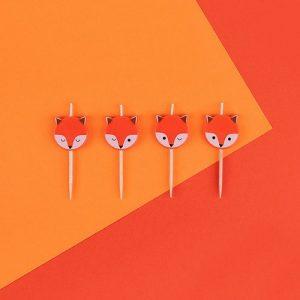 feestartikelen-kaarsen-mini-fox