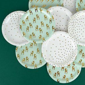 feestartikelen-papieren-bordjes-golden-fawn