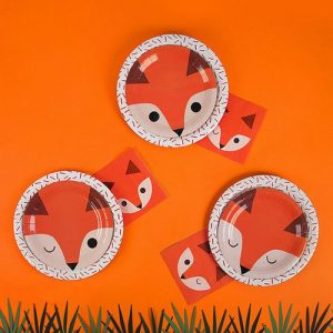 feestartikelen-papieren-bordjes-mini-fox-2