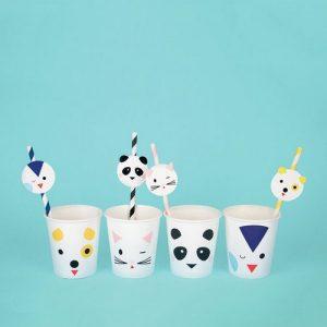 feestartikelen-papieren-rietjes-mini-animals