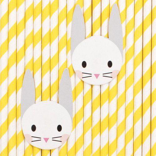 feestartikelen-papieren-rietjes-mini-rabbit