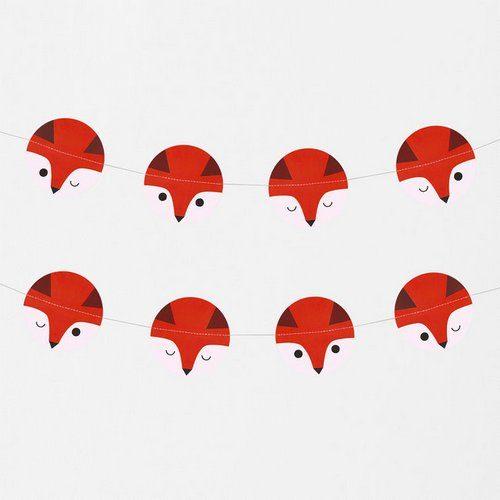 feestartikelen-slinger-mini-fox