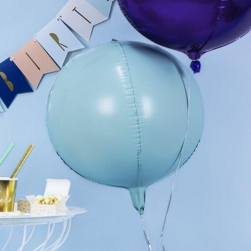 feestartikelen-folieballon-orbz-mint
