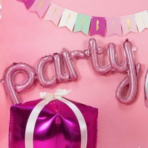feestartikelen-folieballon-party-roze