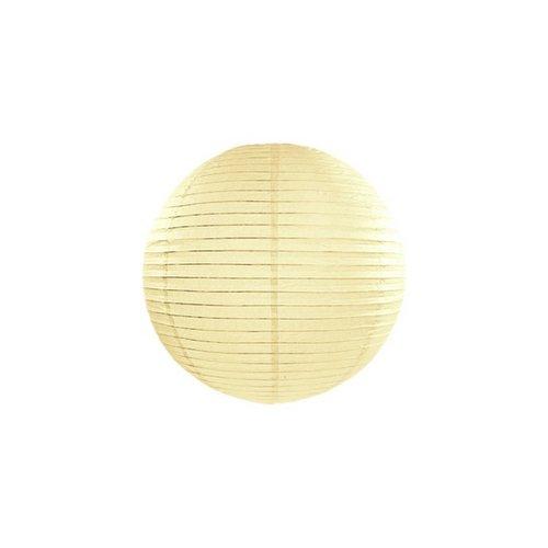 feestartikelen-lampion-cream-20-cm