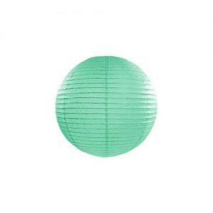feestartikelen-lampion-mint-20-cm
