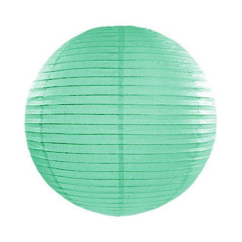 feestartikelen-lampion-mint-35-cm