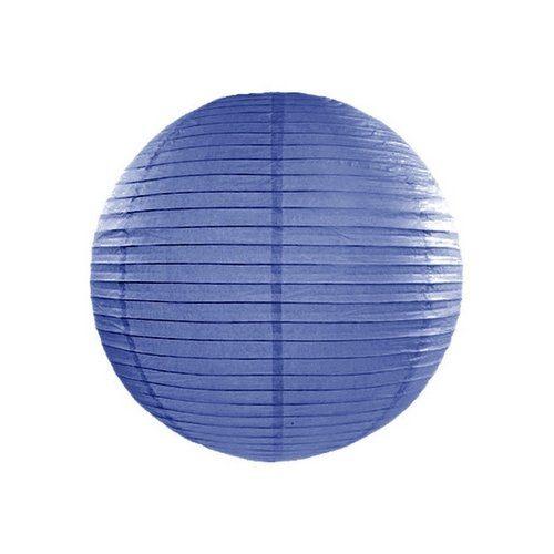 feestartikelen-lampion-royal-blue-35-cm