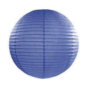 feestartikelen-lampion-royal-blue-45-cm