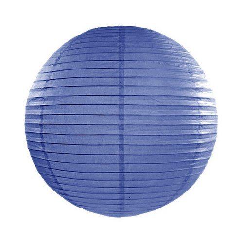 feestartikelen-lampion-royal-blue-45-cm
