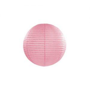 feestartikelen-lampion-roze-20-cm