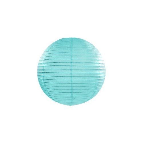 feestartikelen-lampion-tiffany-blue-20-cm