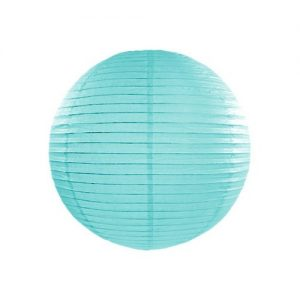 feestartikelen-lampion-tiffany-blue-35-cm